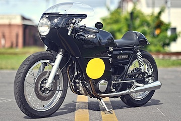 Yamaha Full Fairing xs650